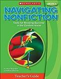 Navigating Nonfiction, Scholastic, 0439782996
