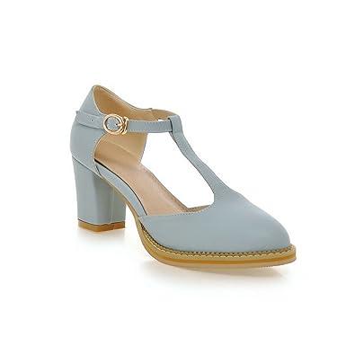 Chaussures Adeesu marron femme Dl1xtcXA3