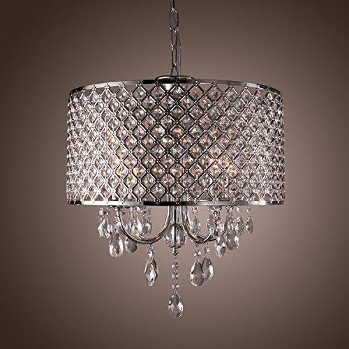 Modern Crystal Chandelier Light Fixtures Amazon – Chandelier Lighting Fixtures