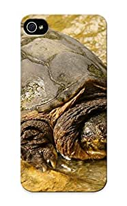 Charlesvenegas High Grade Flexible Tpu Case For Iphone 5/5s - Animal Alligator Snapping Turtle( Best Gift Choice For Thanksgiving Day)