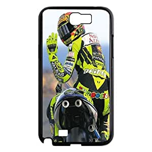 Samsung Galaxy Note 2 N7100 Phone Case Valentino Rossi F5W7116