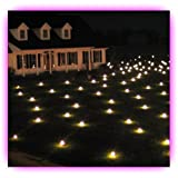 Lawn Lights Illuminated Outdoor Decoration, LED - Warm White, Medium
