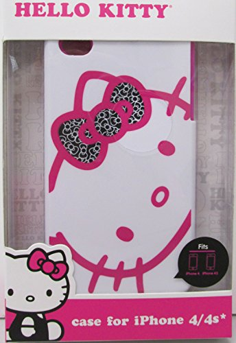Hello Kitty iPhone 4/4s Case, Pink - 29309