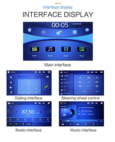 Buy touch screen audio player