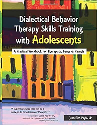 Amazon.com: Dialectical Behavior Therapy Skills Training with ...