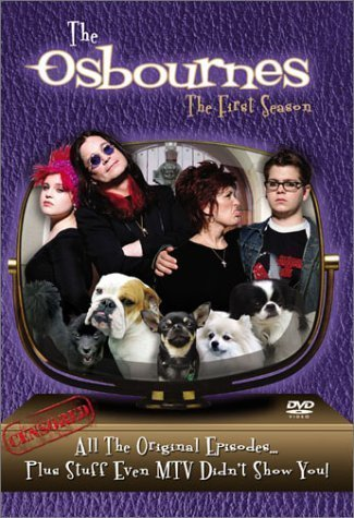 The Osbournes - The First Season (Censored) by Miramax Home Entertainment by C.B. Harding, Darren Ewing, Rob Fox, Sarah K Brendon Carter by Miramax Home Entertainment