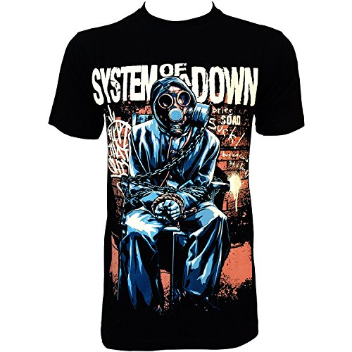 System of a Down SOD Metal Rock Band Unisex Tee T-Shirt