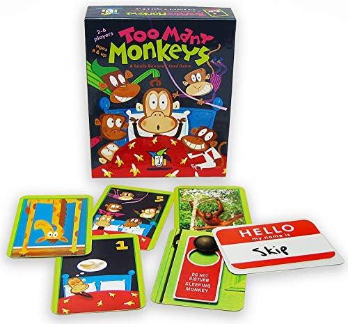 Gamewright - Juego de Cartas, 2 a 6 Jugadores (TMM) (versión en inglés): Amazon.es: Juguetes y juegos