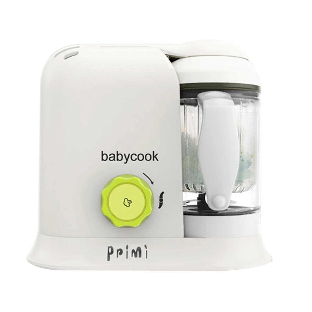 Kakiblin 4 in 1 Baby Food Maker BPA Free Food Processor with Steam Cooker, Blender