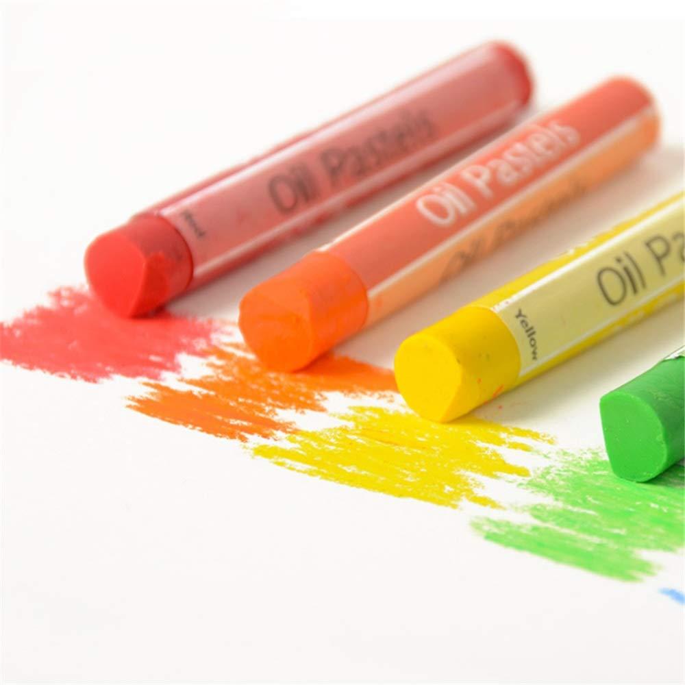 JIANGXIUQIN Artist Art Drawing Set, 159 Pieces of Art Supplies Painting Fun Children Super Surprise Gift, Joyful/Non-Toxic Gifts for Children and Children. (Color : Yellow) by JIANGXIUQIN (Image #2)