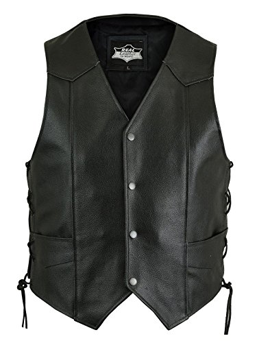 Gilet Homme Star Leather Star Leather Noir qFrtFnIHw