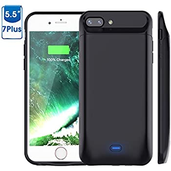 iphone 7 plus extra battery case