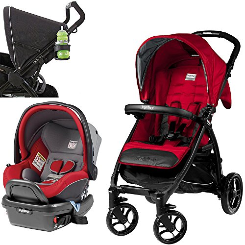 Peg Perego Booklet w Primo Viaggio 4/35 Infant Car Seat & Cu