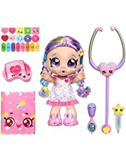 Kindi Kids Shiver 'N' Shake Rainbow Kate - Pre-School Play Doll - For Ages 3+   Changeable Clothes and Removable Shoes - Perfect Gift for Imaginative Kids - 40+ Phrases & Sounds - Interactive Playtime