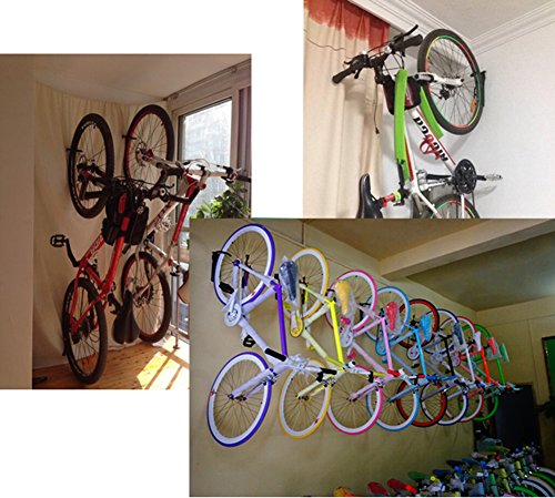 Bike Rack Garage Dirza Wall Mount Bike Hanger Storage