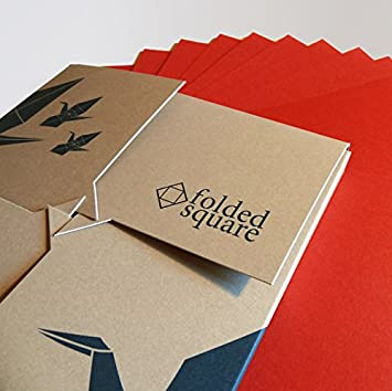 Origami Paper 100 Sheet Gift Set