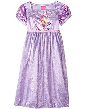Girls' Fancy Rapunzel Fantasy Nightgown