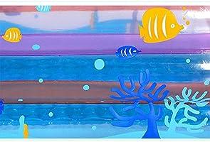 KJRJCQ Piscina Inflable for niños Grandes Mundo Submarino Piscina ...