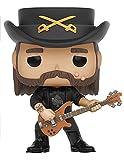 Funko POP Rocks: Lemmy Kilmister Action Figure