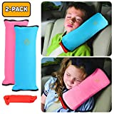 Best Car Pillow For Kids - Kermalley Kids 2 Pack Car Vehicle Safe Soft Review