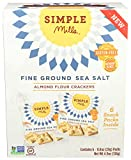 Simple Mills Almond Flour Crackers, Sea Salt