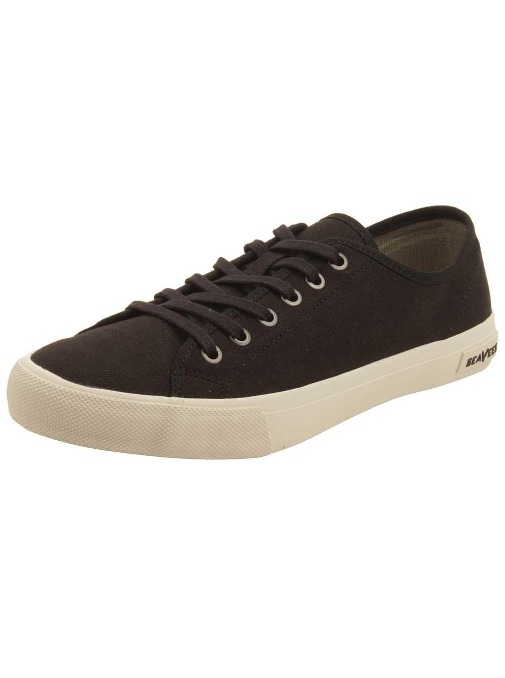 SeaVees Men's Monterey Standard Sneaker B007BQJHQ4 11 D(M) US|Black