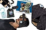 SPOTON Head Hammock – New Model, Improved, Fully Customizable Portable Cervical Traction Therapy and Relaxation Device. Back Shoulder Pain Headache Relief. Spine Alignment and Neck Traction Equipment.