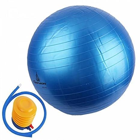 55 cm Pilates DVD e hinchador para Pilates muelle balón para Yoga ...