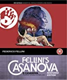Casanova (Restored Edition) [Blu-ray]