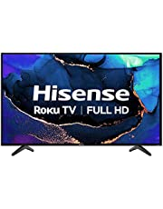 Hisense 40H4G- 40 inch Smart Full Array LED 1080P Roku TV with DTS TruSurround, 3HDMI (Canada Model)