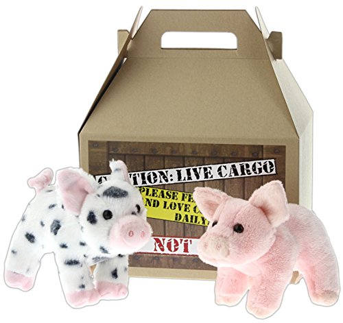 Swine Holiday Plush - 2
