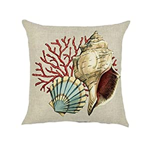 51WpMNPyeCL._SS300_ 100+ Coastal Throw Pillows & Beach Throw Pillows