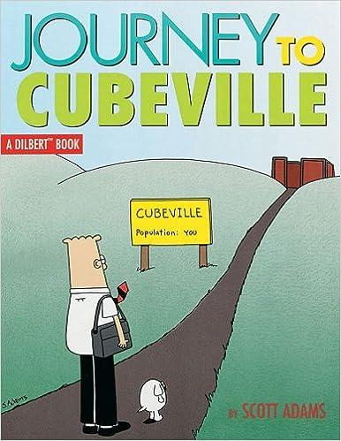 journey to cubeville dilbert a dilbert book