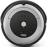iRobot Roomba Vacuum Cleaner 680 Eu Silver and black