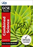 Letts GCSE Revision Success - New 2016 Curriculum – GCSE Combined Science Foundation: Exam Practice Workbook, with Practice Test Paper
