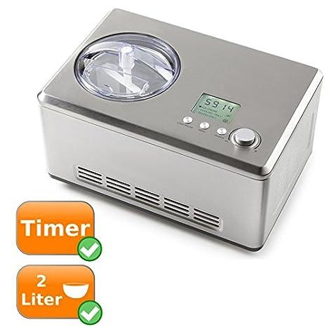 XL de hielo máquina para 2liter, helado fuerte 180 W nevera ...