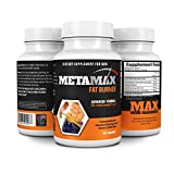 MetaMax Mens Weight Loss and Diet Pills -Formulated with Garcinia Cambogia and Green Coffee Bean – All natural formula- Burn fat not muscle and Lose weight fast! Made in the USA under full compliance with all appropriate FDA regulations