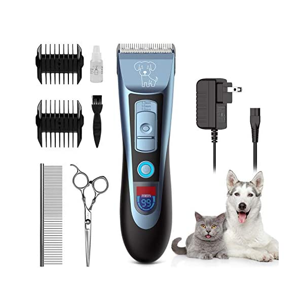 Uiter Dog Clippers Grooming Kit