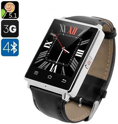N º 1 D6 3G Smart Watch - 1,63 pulgadas pantalla, 5.1 ...