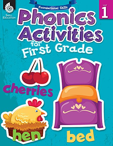 Foundational Skills: Phonics for First Grade (Games Other Baby First)