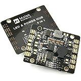 BangBang Matek LED & POWER HUB 5in1 V3 Power Supply Board + BEC 5V 12v + Low Voltage Alarm+ Tracker
