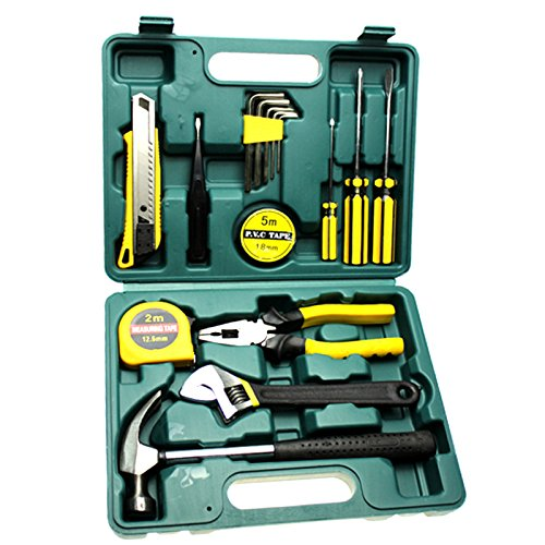 OLSUS Car Combination Household Set Hardware Tool Box - COLORMIX