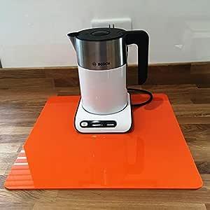 Compra ServeWell Salvamanteles Cuadrado, Naranja, Standard - 30 X 30 cm en Amazon.es