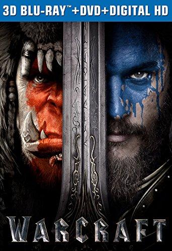 Warcraft  Blu Ray
