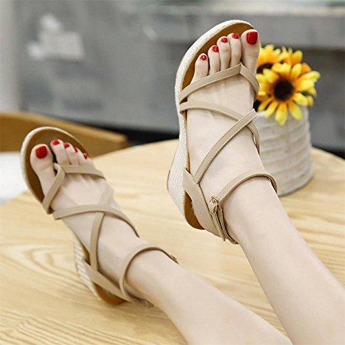 con Longra sandali piccola pendenza Donna Cachi Roma scarpe IxxwFZq48