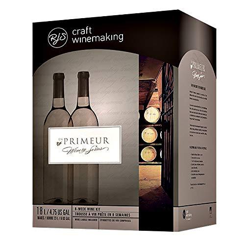 Wine Ingredient Kit - En Primeur Winery Series - South African Sauvignon Blanc
