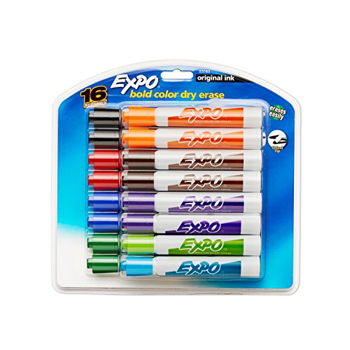 expo-original-dry-erase-markers-chisel-tip-assorted-colors-16-count