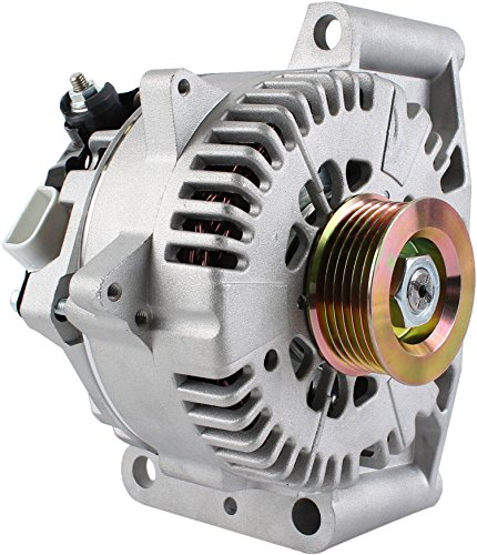Ford 500 Alternator Change