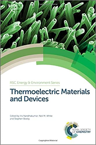 Book Thermoelectric Materials and Devices (Energy and Environment Series)