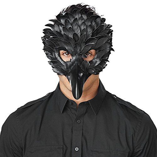 Halloween Crow Costume (Seasons Crow Feather Masquerade)